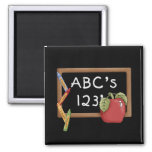 Abcs 123s Tshirts and Gifts Refrigerator Magnet