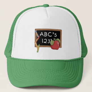 Abcs 123s Tshirts and Gifts Trucker Hat