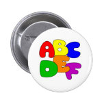 ABC's Buttons