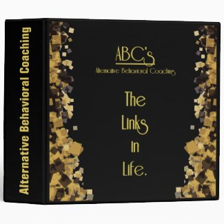 ABC'S Life Coaching Program 3 Ring Binder