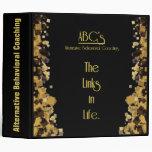 ABC'S Life Coaching Program 3 Ring Binder