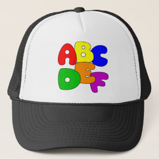 ABC's Trucker Hat