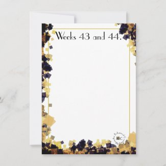 ABC's Weeks 43 and 44 Announcement