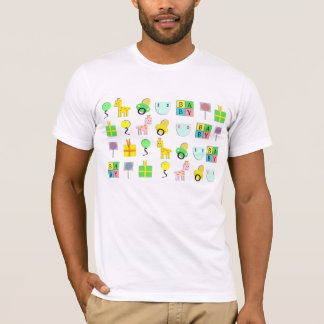 ABDL/ Adult Baby Tee/Cute Fall Design/Baby 4 Life T-Shirt