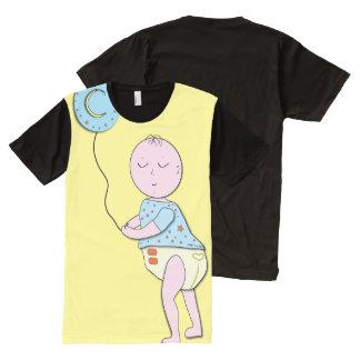 ABDL cute balloon/ABDL tee/Baby 4 Life 2016 All-Over-Print Shirt