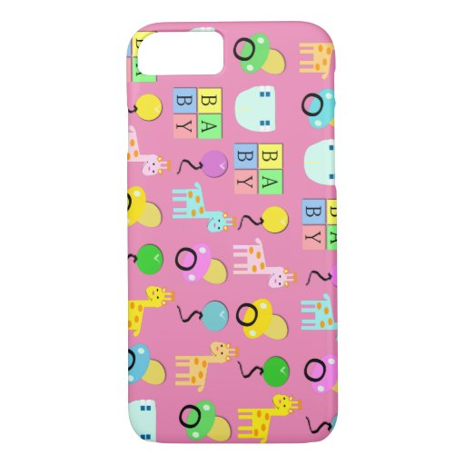 ABDL iPhone 7 Case/ ABDL phone case/ Adult Baby iPhone 8/7 Case