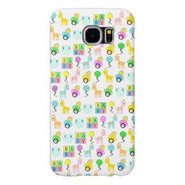 ABDL phone Case/ ABDL galaxy case/ Adult Baby Samsung Galaxy S6 Case