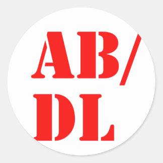 abdl stickers