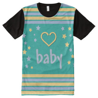 ABDL super cute/Adult Baby Tee/Baby 4 Life 2016 All-Over-Print T-Shirt
