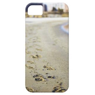 Abdruck in der Küste iPhone SE/5/5s Case