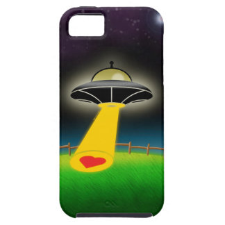 Abducción del amor iPhone 5 Case-Mate cárcasas