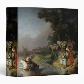 Abducción del Europa de Rembrandt