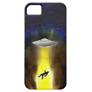 Abducción del UFO (caso de IPhone) iPhone 5 Carcasas