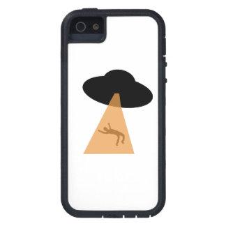 Abducción extranjera del UFO iPhone 5 Carcasa