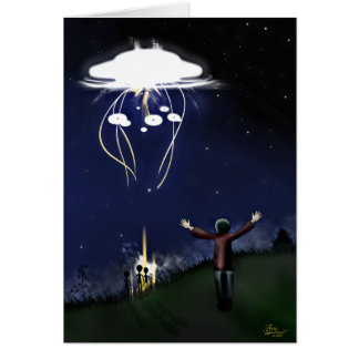 Abduct Me! Card