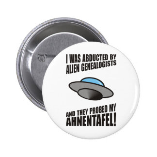 Abducted By Alien Genealogists Button