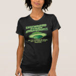 Abducted By Alien Genealogists T Shirts