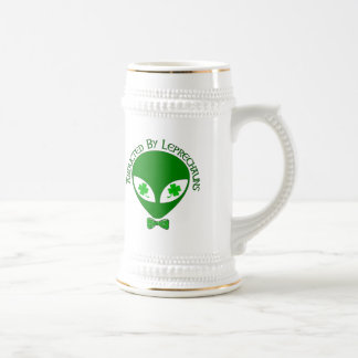 Abducted By Alien Leprechauns Mug