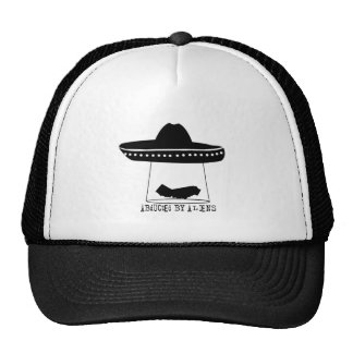 Abducted By Aliens Trucker Hat