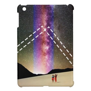 Beach Themed Abduction Case For The iPad Mini
