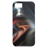 Abduction Muted Colors Fractal iPhone 5 Cases