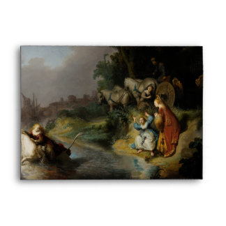 Abduction of Europa by Rembrandt Envelopes