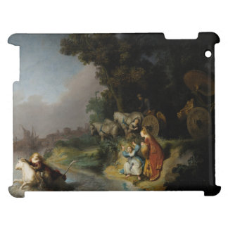 Abduction of Europa by Rembrandt iPad Cases