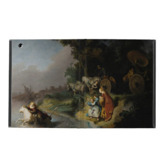 Abduction of Europa by Rembrandt iPad Cover