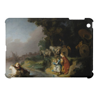 Abduction of Europa by Rembrandt iPad Mini Covers