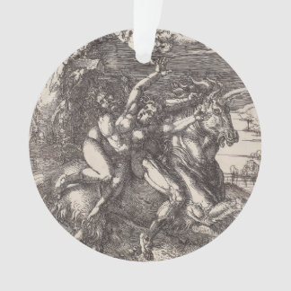 Abduction of Proserpine on a Unicorn by Durer