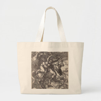 Abduction of Proserpine on a Unicorn by Durer Tote Bags