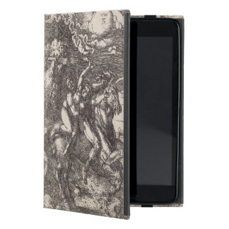 Abduction of Proserpine on a Unicorn by Durer iPad Mini Covers