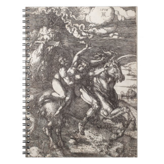 Abduction of Proserpine on a Unicorn by Durer Journal