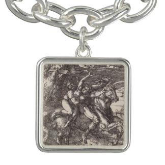 Abduction of Proserpine on a Unicorn by Durer Bracelet