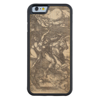 Abduction of Proserpine on a Unicorn by Durer Carved® Maple iPhone 6 Bumper Case