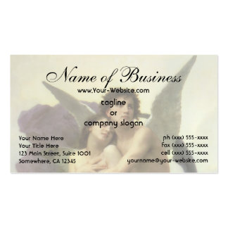 Abduction (Ravishment) of Psyche by Bouguereau Business Card