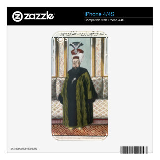 Abdul Hamid I (1725-89) Sultan 1774-89, from 'A Se iPhone 4S Skin