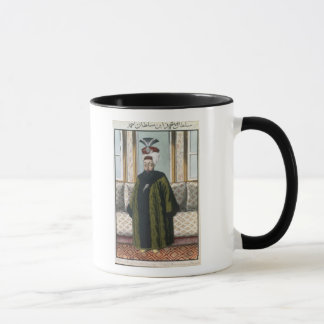 Abdul Hamid I (1725-89) Sultan 1774-89, from 'A Se Mug