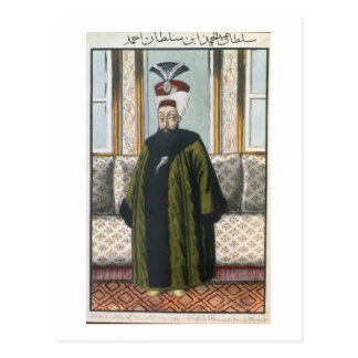 Abdul Hamid I (1725-89) Sultan 1774-89, from 'A Se Postcard
