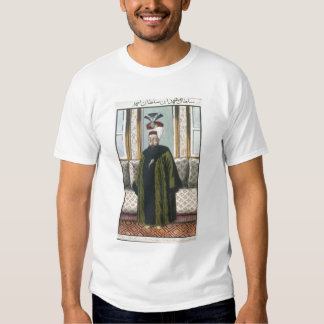 Abdul Hamid I (1725-89) Sultan 1774-89, from 'A Se T Shirt