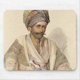 Abdullah - Kurd from Bitlis, 1852 Mouse Pad