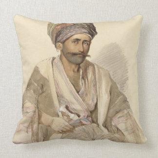 Abdullah - Kurd from Bitlis, 1852 Pillows