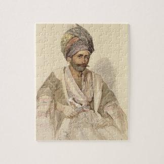 Abdullah - Kurd from Bitlis, 1852 Puzzles