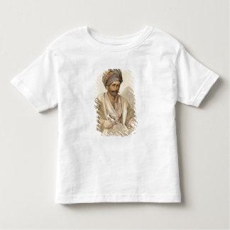 Abdullah - Kurd from Bitlis, 1852 Toddler T-shirt
