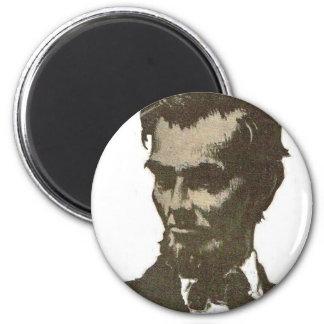 Abe 2 Inch Round Magnet