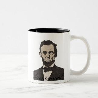 abe 2 Two-Tone coffee mug