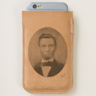 Abe Abraham Lincoln American Republican President iPhone 6/6S Case