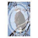 ABE Alaskan Bald Eagle Stationery Paper