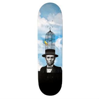 Abe Canary Skateboard Deck