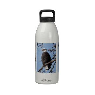 ABE Eagle calvo de Alaska Botallas De Agua